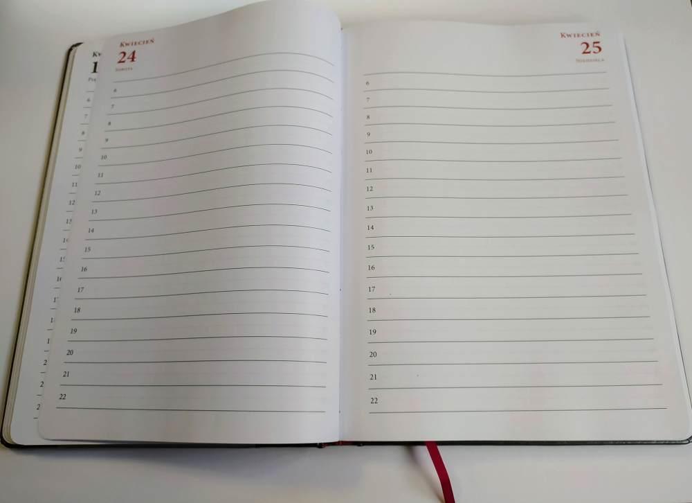 Kalendarz na zamówienie