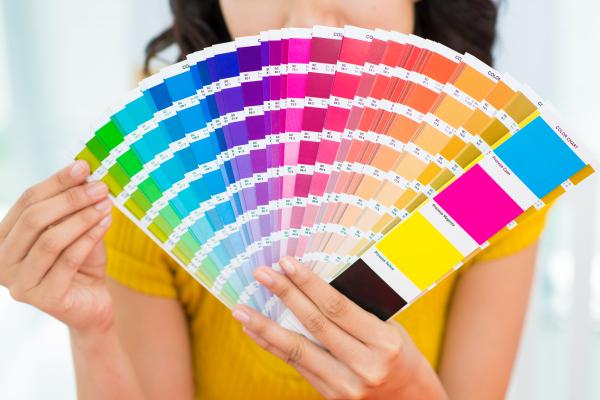 Paleta barw - drukarnia Piotrków Trybunalski