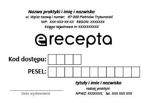 Druki medyczne drukarnia Piotrków