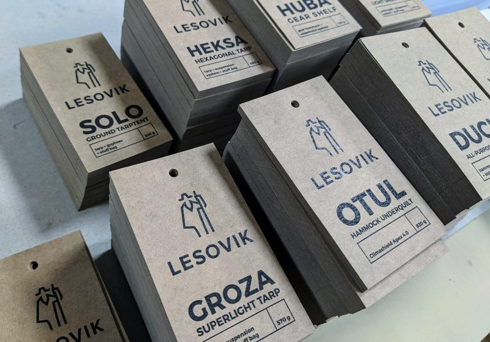 Etykiety ekologiczne drukarnia Piotrków